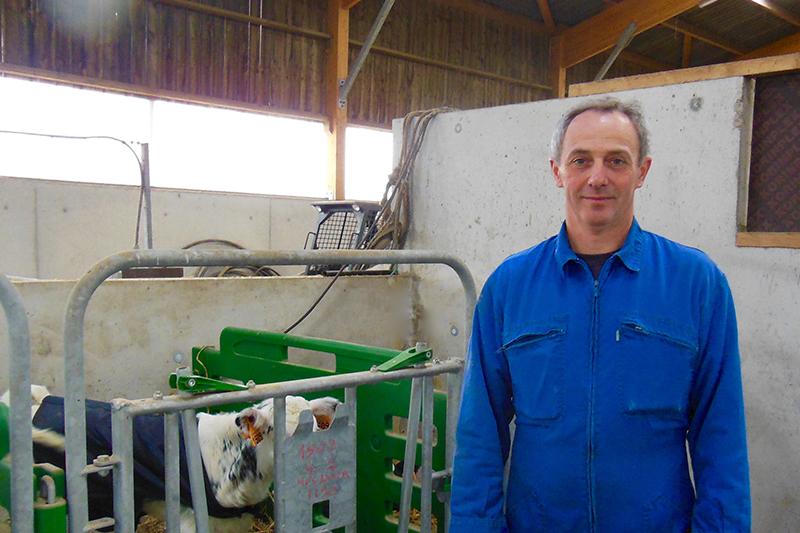 Eleveur Olivier Coz Celtilait Up Plan Alimentation BOOST