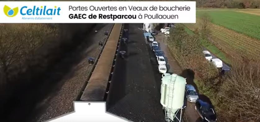 Installation En Veaux De Boucherie & Portes Ouvertes  : 350 Personnes Y Ont Participé