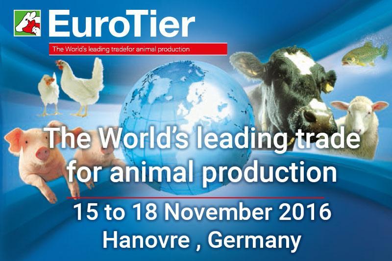 Venez Nous Rencontrer à EuroTier 2016