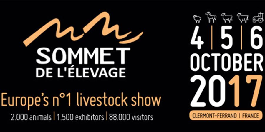 Venez Nous Rencontrer Au Sommet De L'Elevage 2017