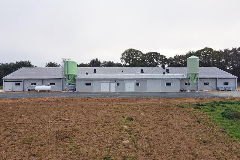 Calves Experimental Station